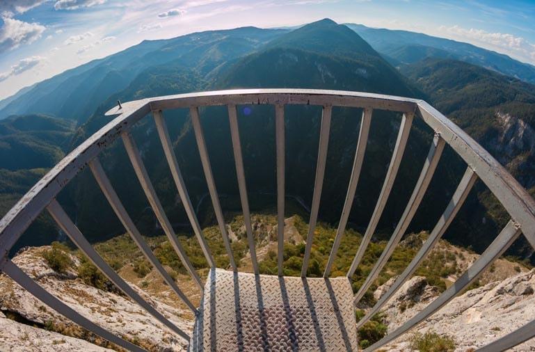 Панорамна площадка Орлово око